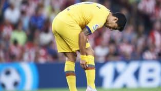  En la noche de ayer la derrota a domiciliono fue la única mala noticia para elBarcelona. Luis Suárez se lesionó prácticamente al principio del encuentro,...
