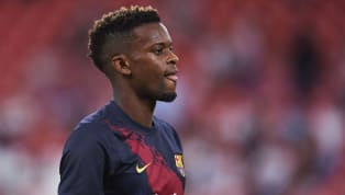 ​Barcelona full back and Portugal international Nelson Semedo left the field on a stretcher during his side's 4-2 win over Serbia on Saturday evening, after...