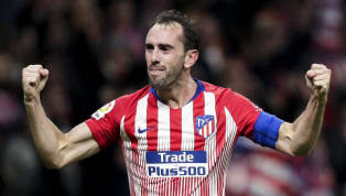 Atletico Captain Diego Godin on the Verge of January Milan Move After Reportedly Agreeing Deal