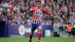Diego Simeone Says Antoine Griezmann Must Lead From the Front Following Atletico's Win Over Alavés