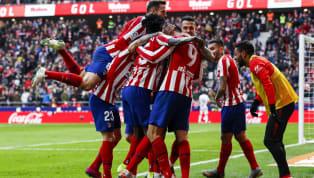 ElGranadarecibe alAtlético de Madriden la decimocuarta jornada deLaLiga Santanderen el Estadio de Los Cármenes. El conjunto andaluz comenzó muy bien...