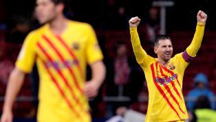 Ayer se terminó la jornada 15 de esta liga con un gran partido que supuso la victoria del Barcelona ante el Atlético de Madrid, merced a un gol de Messi...