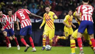 Barca Our Starting 1️⃣1️⃣ for the Spanish Super Cup semifinal! — FC Barcelona (@FCBarcelona) January 9, 2020 Atletico  [🏧👥] ALINEACIÓN 💪 ¡Estos son los 1⃣1⃣...