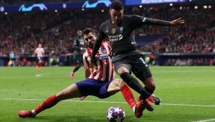 Atletico Madrid hat Titelverteidiger Liverpool im Hinspiel des Champions-League-Achtelfinals mit 1:0 bezwungen. Saul Niguez sorgte schon nach vier Minuten...
