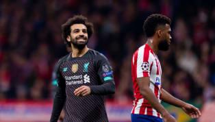 Hàng công của Liverpool im hơi lặng tiếng trong ngày đội bóng này thất bại trước Atletico Madrid ở vòng knock-out Champions League. Mohamed Salah, Roberto...