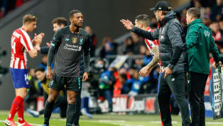 Liverpool midfielder Georginio Wijnaldum has opened up on how Jurgen Klopp's ruthlessly high standardsensure his players remain on their toes - even as they...
