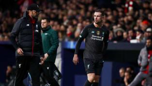 Đội trưởng Liverpool Jordan Henderson đã chấn thương gân khoeo ở lượt đi cup C1 gặp Atletico và nguy cơ không thể dự trận lượt về. Jordan Henderson đã được...