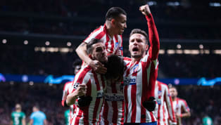t 16 Atletico Madrid cruised through to the Champions League last 16, comfortably beating Lokomotiv Moscow 2-0 at the Wanda Metropolitano on Wednesday evening....
