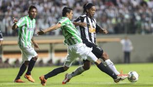 Atlético Nacionalemitió un boletín de prensa sobre su participación en la despedida deRonaldinho: El astro brasileño, Ronaldinho Gaúcho, se despide del...