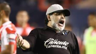 """""""Cậu bé Vàng"""" Diego Maradona khẳng định sự không hài lòng của bản thân dành cho các cầu thủ của tuyển Quốc gia Argentina hiện tại. Tuyển Argentina đang đánh..."""