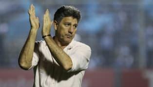 Depois de demorar bastante ajustando os últimos detalhes, o Grêmio finalmente assinou o contrato de renovação com o centroavante da base.Da Silvafoi...