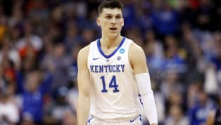 ​After a couple days of speculation, former ​Kentucky sharpshooter ​Tyler Herro is officially committing to the NBA.  Following just one season under John...
