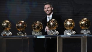 ​Barcelona superstar Lionel Messi won a record sixth Ballon d'Or on Monday evening, scooping the prestigious individual prize ahead of Liverpool defender...