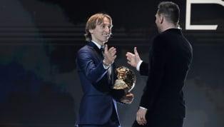 Durante la ceremonia de entrega del Balón de Oro de ayer, Luka Modric fue el encargado de darle el trofeo a Leo Messi. Una manera más que simbólica de...