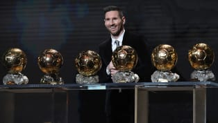 ​Lionel Messi took home yet another Ballon d'Or on Monday night, taking his tally to an unprecedented six throughout his career. Most players won't even get...