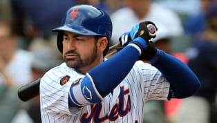 Veteran first baseman Adrian Gonzalez is coming off another rough season, and yet, the 36-year-old slugger is still working out and intends on playing in...