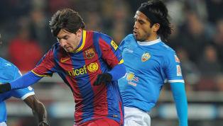  La anécdota ocurrió cuando Fabián Vargas, ex futbolista colombiano, jugaba en el Almería. Un día, el 20 de noviembre de 2010se enfrentó alBarcelona, y...