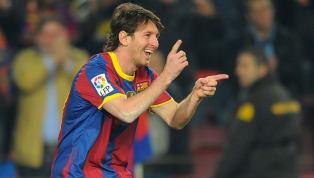 Lionel Messi kariyerinin 54., Barcelona kariyerinin ise 48. hat trickine imza attı. Arjantinli yıldız 7 karşılaşmada ise rakiplerine en az 4 gol atmayı...
