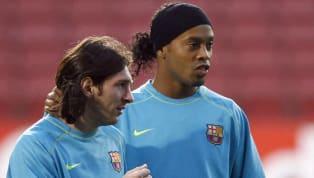 Alors qu'ils ont été coéquipiers au FC Barcelone,Ronaldinho a reconnu qu'il était très difficile de considérer Lionel Messi comme le meilleur joueur de...