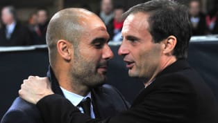 ​Former ​Juventus manager Massimiliano Allegri is pleased that counter-attacking football is on the rise, and has admitted that Pep Guardiola's 'tiki-taka'...