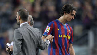 LA Galaxy star Zlatan Ibrahimovic has stated that Pep Guardiola acts like a tough guy with his players in front of the cameras but hides when there is a real...