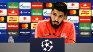 ​Barcelona striker Luis Suárez has vowed not to celebrate 'in the same way' if he scores against his former club in the second leg of their Champions League...
