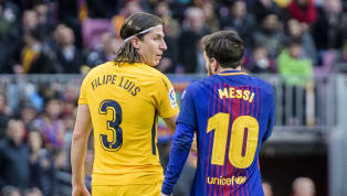 ​Atletico Madrid full back Filipe Luis has admitted that he remains flummoxed by Lionel Messi's snubbing at the 2018 Ballon d'Or ceremony, despite his club...