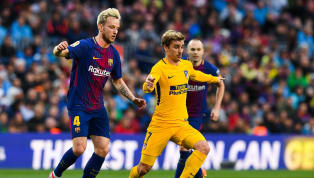 Barcelona midfielder Ivan Rakitic has offered his support to Antoine Griezmann ahead of his expected arrival from Atletico Madrid, as Barça continue their...