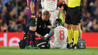 ​Jurgen Klopp has confirmed that midfielder Naby Keita will miss the remainder of the season, as he faces two months on the sidelines with a 'high grade...