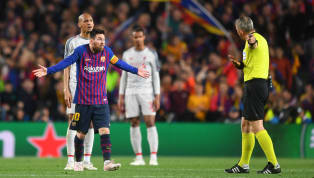 Liverpool fans have created a petition in an attempt to get Barcelona superstar Lionel Messi banned for the second leg of their Champions League semi final....