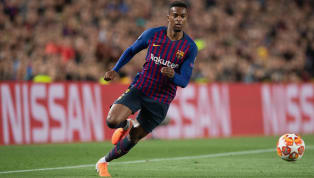 ​Barcelona right back Nelson Semedo has been released from hospital after receiving a nasty head injury during his side's 2-2 draw with Eibar on Sunday....