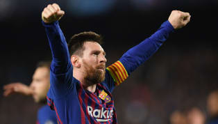 ​Lionel Messi's stunning free-kick against Liverpool has been voted the Champions League Goal of the Tournament for 2018/19. The Argentine maestro curled the...