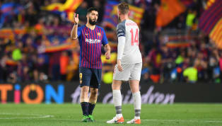 Liverpool captain Jordan Henderson has shed light on an incident in training between himself and Luis Suárez back when the Barcelona striker played for...