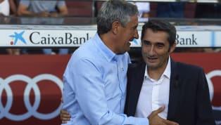 L'ancien coach du Real Betis, Quique Setien est le nouveau coach du Barça. Alors qu'Ernesto Valverde vient d'être officiellement démis de ses fonctions, les...