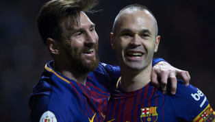 ​Spain boss Luis Enrique has revealed that Andres Iniesta was the closest talented player to Lionel Messi that he has coached. Enrique...