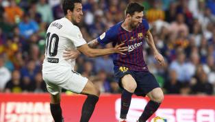 Jornada 21 La Liga Valencia vs Barcelona Estadio Mestalla Sabtu, 25 Januari 2020 pukul 22.00 WIB BeIN Sports 2 FC Barcelona akan memainkan laga kedua La Liga...