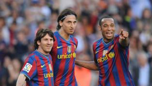 Lionel Messi mới đây đã tiết lộ về việc quá nhút nhát đến nỗi không dám nhìn thẳng vào mắt của Thierry Henry khi cả hai lần đầu gặp nhau. Henry - huyền thoại...