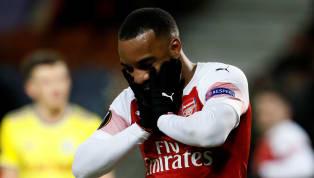 Arsenalharus pulang dengan kepala tertunduk saat menjalani laga tandang ke Borisov Arena, markas tim asal Belarus, BATE dalam pertandingan leg pertama...