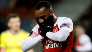 ​Arsenal striker Alexandre Lacazette has taken to Twitter to apologise to his teammates for getting sent off in Thursday night's difficult 1-0 defeat to BATE...