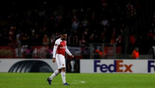 Arsenal striker Alexandre Lacazette has been suspended for two further games in the Europa League following his red card in the first leg of the last 32 tie...