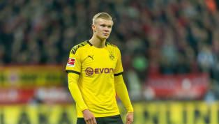 Il Manchester City sta considerando l'attaccante del Borussia Dortmund Erling Haaland come sostituto a lungo termine della leggenda del club Sergio...