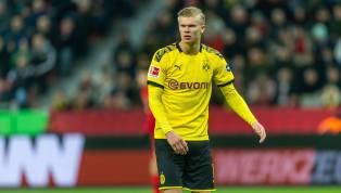 El Manchester City está considerando al delantero del Borussia Dortmund Erling Haaland como un reemplazo a largo plazo para la leyenda del club Sergio Agüero....