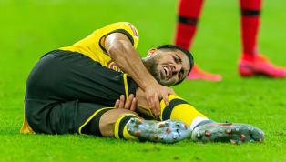 Borussia Dortmund bangt vor dem Heimspiel gegen Eintracht Frankfurt um Emre Can und Achraf Hakimi. Es wären zwei weitere personelle Schwächungen vor dem so...