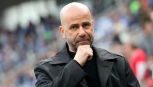 FürBayer 04 Leverkusengeht esam letzten Spieltagum die Qualifikation für dieChampions League. Die Rheinländer kämpfen im Fernduell gegen Borussia...
