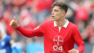 ​Bayern Munich are reported to have held a 'secret meeting' with the representatives of Bayer Leverkusen star Kai Havertz this week, although the Bavarian...