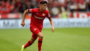 Er ist das begehrteste Talent im deutschen Fußball. Kai Havertz hat durch seine guten Leistungen auf sich aufmerksam gemacht und wird im kommenden Sommer...