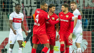 Bayer Leverkusen hat das Viertelfinal-Ticket im DFB-Pokal gezogen. Am frühen Mittwochabend setzte sich der Bundesligist in der heimischen BayArena knapp mit...