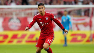 Minim bermain diReal Madrid, membuat James Rodriguez akhirnya memutuskan untuk bergabung denganBayern Munchenpada musim 2017/18 lalu, sebagai pemain...