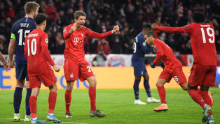 cord ​Bayern Munich made it six wins from six in Group B on Wednesday night, as they beat Tottenham 3-1 at the Allianz Arena. Bayern started on the front foot...