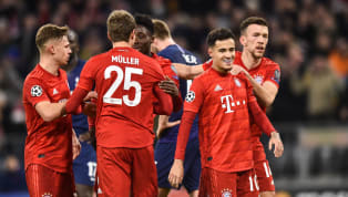 ​Bayern Munich finished their group stage campaign in style at the Allianz Arena, as they beat Tottenham 3-1 on Wednesday night. Group B had already been...